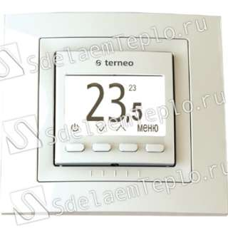 Инструкция Терморегулятор Terneo Pro - фото 6